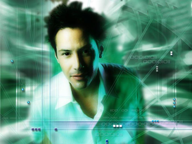 Keanu Reeves as Neo