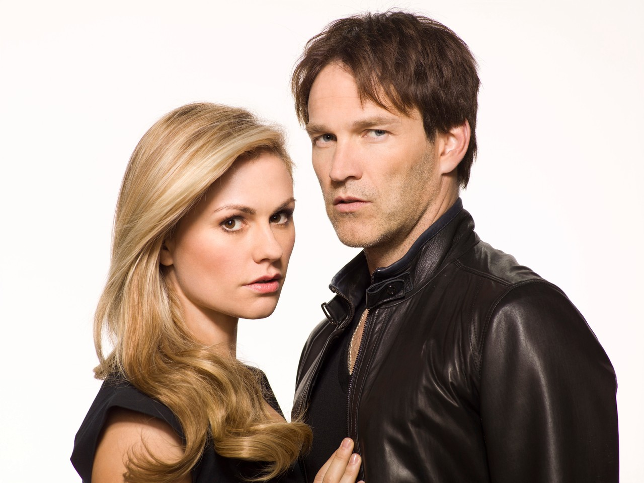Anna Paquin and Stephen Moyer lead characters in True Blood